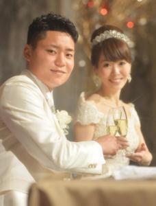 中村悠平選手 嫁