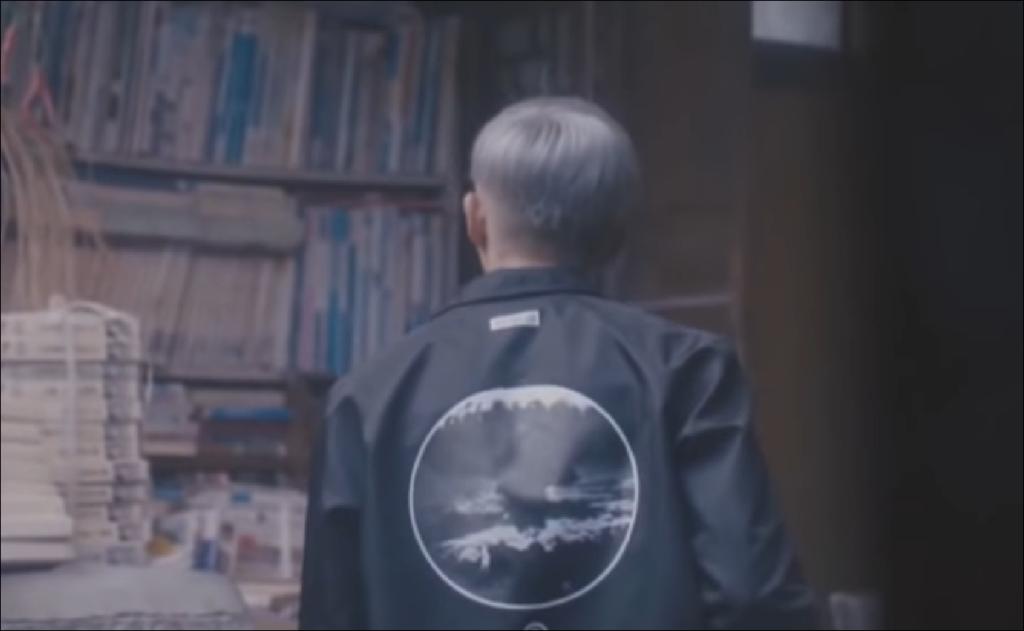 BTS(防弾少年団)リーダーRMも原爆ブルゾンを着てMV(動画)が炎上?