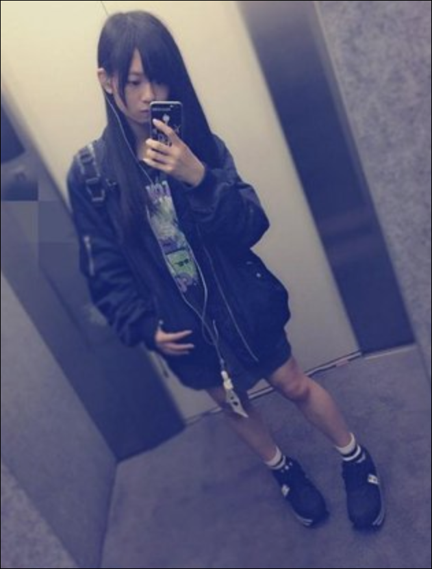 伊藤萌々香の私服