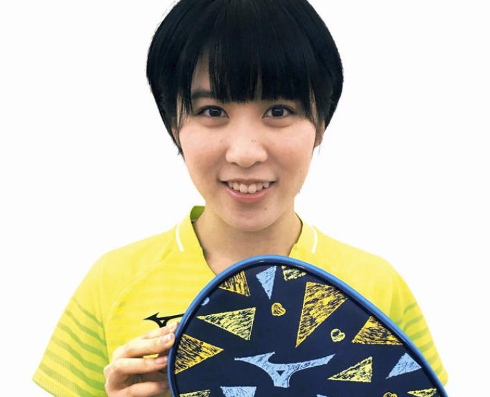 平野美宇のプロデュースしたラケットケース