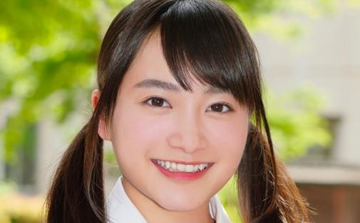 福田愛依の可愛い水着画像やすっぴん・制服写真など!歯並び悪いって本当?