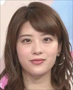 郡司恭子の斜視画像