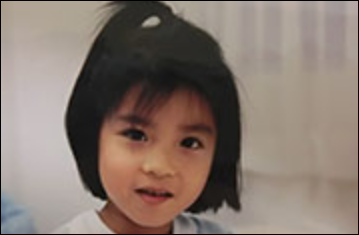 郡司恭子の幼少期