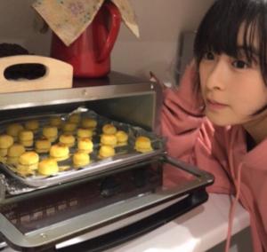 森七菜 お菓子