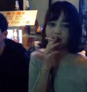 NANAMI 喫煙