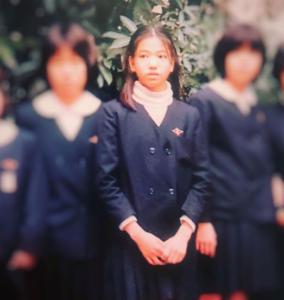 アンミカ 小学生