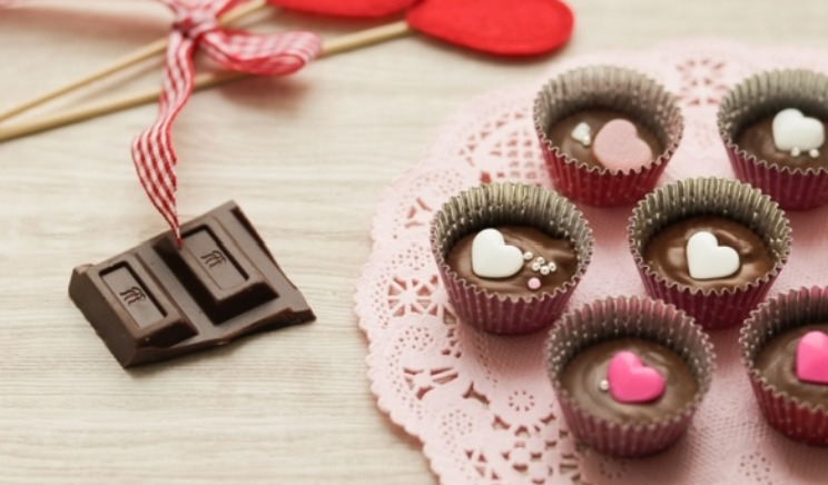 友チョコに!大量に作れておいしく可愛い♪2021バレンタインレシピまとめ!